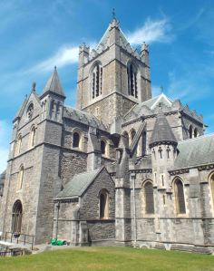 Christ Church Cathedral - in all its glory