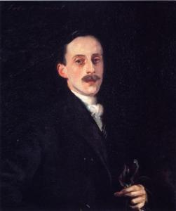 Sir Hugh Lane by John Singer Sargent