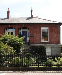 WBY - home on Sandymount Avenue
